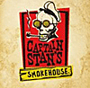 Captain Stan's Smokehouse Sponsor Logo