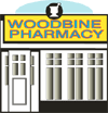 Woodbine Pharmacy Sponsor Logo