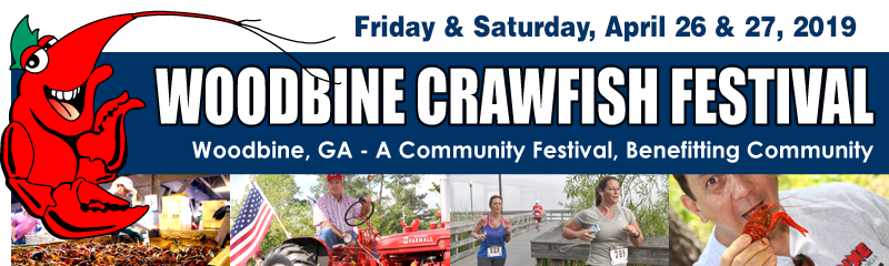 2019 Woodbine Crawfish Festival
